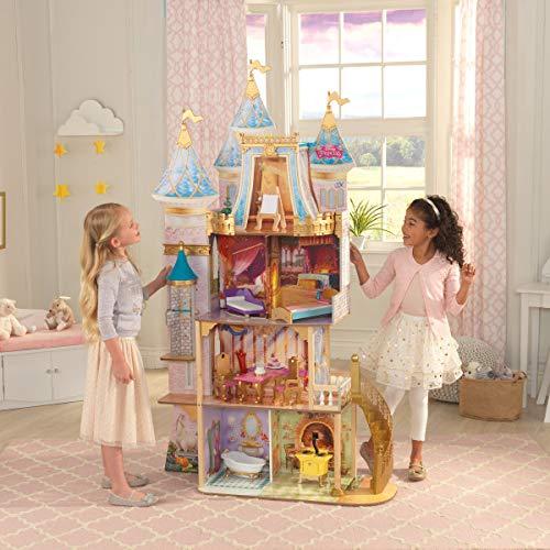 casa de muñecas madera disney celebracion