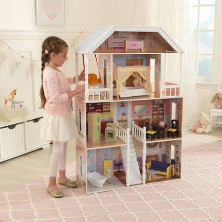 casa de muñeca savannah