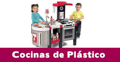 cocinas de plastico